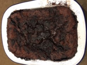 Matt Preston recipe for Chocolate Self Saucing Pudding
